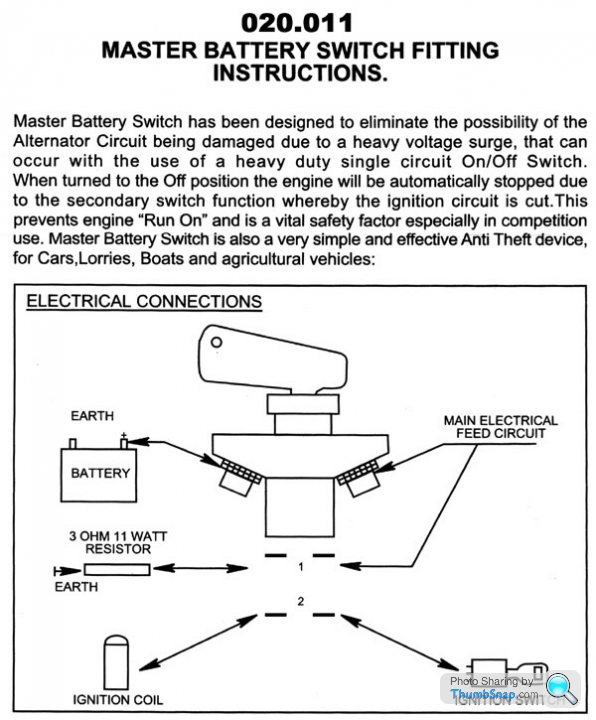 Battery Cutoff Switch Wiring Diagram from thumbsnap.com