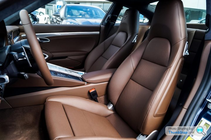 Saddle Brown Interior Page 1 Boxster Cayman Pistonheads