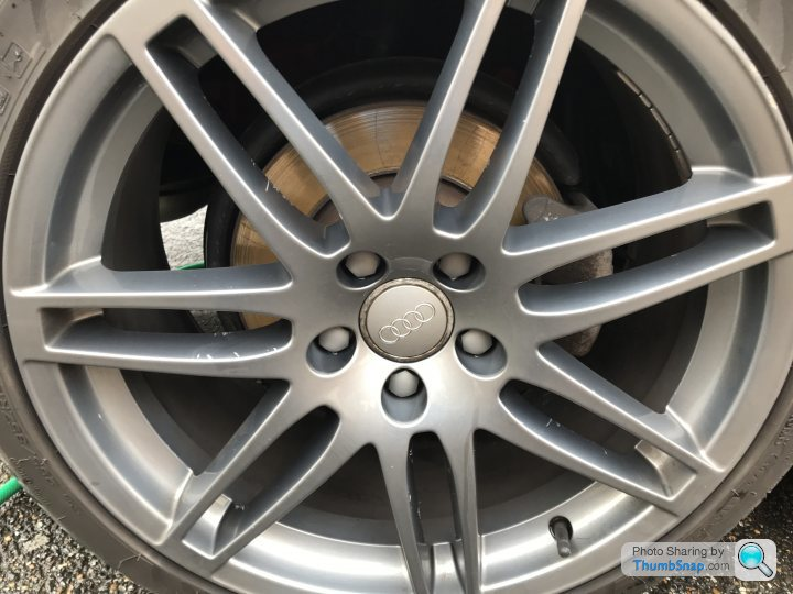 Advice Please Halfords Alloy Brush Scratched My Wheels Page 1 General Gassing Pistonheads Uk