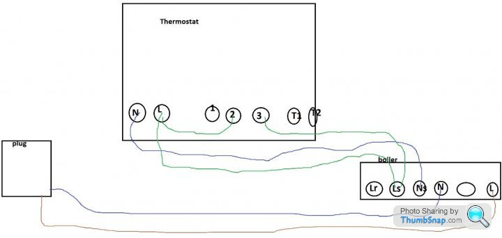 Help Needed Wiring In A Smart Thermostat Page 1 Homes Gardens And Diy Pistonheads Uk