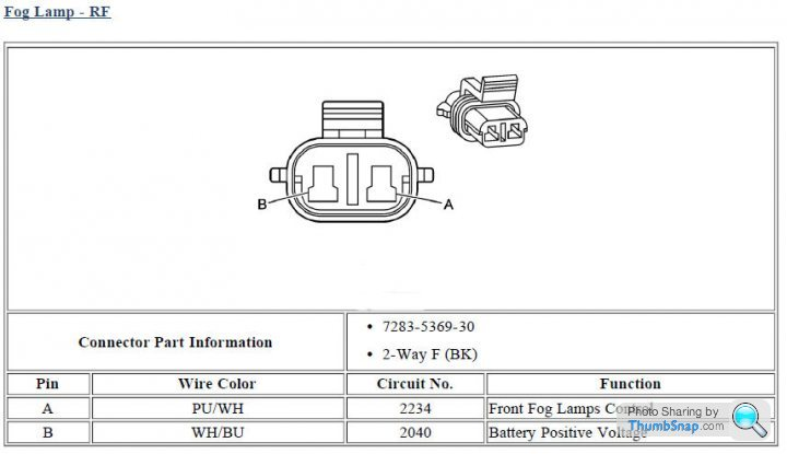 Headlight Wiring Diagram Page 1 Hsv