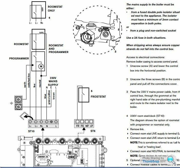 Bi Boiler Wiring Diagram Schematic Diagram Electronic Schematic