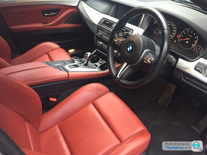 What Is It With Red Leather Interior Page 1 Bmw General Pistonheads Uk