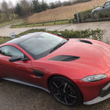 New Vantage - finally some bonnet vents - Page 1 - Aston Martin - PistonHeads