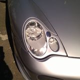 attached headlight cover removal pistonheads