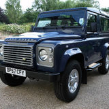 pistonheads colour defender