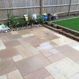 New patio, is this a problem? - Page 1 - Homes, Gardens and DIY - PistonHeads