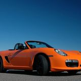 pistonheads pts spyder boxster orange