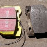 pistonheads yellow brake pads stuff