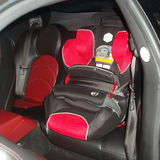 seat pistonheads xkr fitted child