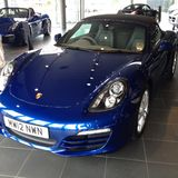 Boxster (981) Picture Thread - Page 1 - Porsche General - PistonHeads
