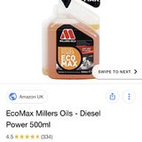 eco oil pistonheads query max general gassing millers