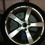 diy wheel alloy pistonheads refurb attempt
