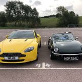 yesterdays dwarfed moderns heroes pistonheads classic classics