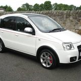 pistonheads drives panda fiat