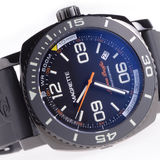 pistonheads watches pvd leather strap