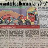 So you want to be a Romanain Lorry Driver ? - Page 1 - Roads - PistonHeads