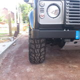 Wheel spacers on a Defender 110XS - Page 1 - Land Rover - PistonHeads