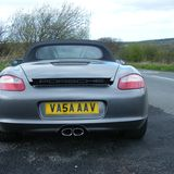 boxster ive stripes classic fitted pistonheads porsche
