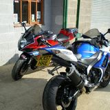 coming upgsxr suzuki couple busa events pistonheads