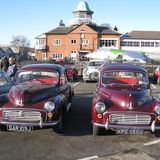 event pistonheads years day brooklands museum