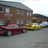 breakfast easter sunday april pistonheads malton big yorkshire