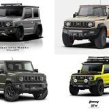 RE: Suzuki Jimny (2019): Driven - Page 10 - General Gassing - PistonHeads