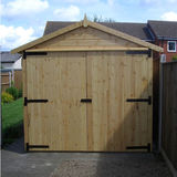 Timber garage doors - make or buy? - Page 1 - Homes, Gardens and DIY - PistonHeads