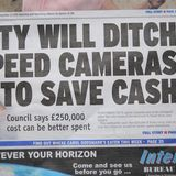cameras pistonheads portsmouth speed ditched