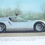 How did I miss this? Alfa OSI Scarabeo concept 1969 - Page 1 - General Gassing - PistonHeads
