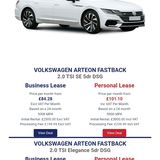 Best Lease Car Deals Available? (Vol 8) - Page 139 - Car Buying - PistonHeads