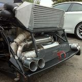 steel exhaust systems noble pistonheads stainless