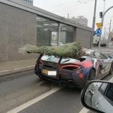 UK plated McLaren with Xmas tree. Anyone from here?  - Page 1 - General Gassing - PistonHeads