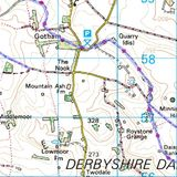 What do black dashed paths mean on an OS map? - Page 1 - Pedal Powered - PistonHeads
