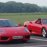 pistonheads trackdriving day experience