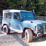 pistonheads fleet defender rover land