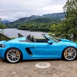 The new 718 Gt4/Spyder are here! - Page 33 - Boxster/Cayman - PistonHeads