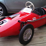 Vanwall Pedal Car Restoration Project! - Page 1 - Readers' Cars - PistonHeads