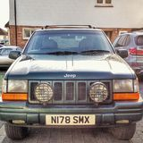 readers pistonheads love grand shedding cherokee jeep