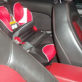 pistonheads seat xkr child fitted