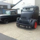 What's this truck at Shepperton studios? - Page 1 - Classic Cars and Yesterday's Heroes - PistonHeads