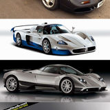 official pagani pistonheads specs huayra