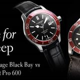 Battle for the deep: Tudor BB Vs. CW C60 Trident Pro 600 - Page 1 - Watches - PistonHeads