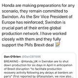 pistonheads swindon gassing honda general close