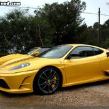 pistonheads paint colour schemes ferrari