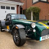 My New Caterham R500 Superlight in Team Lotus Colours - Page 1 - Readers' Cars - PistonHeads