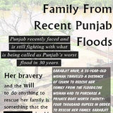 punjab chandigarh lead kunal rescue women flood brave example floods bansal story true